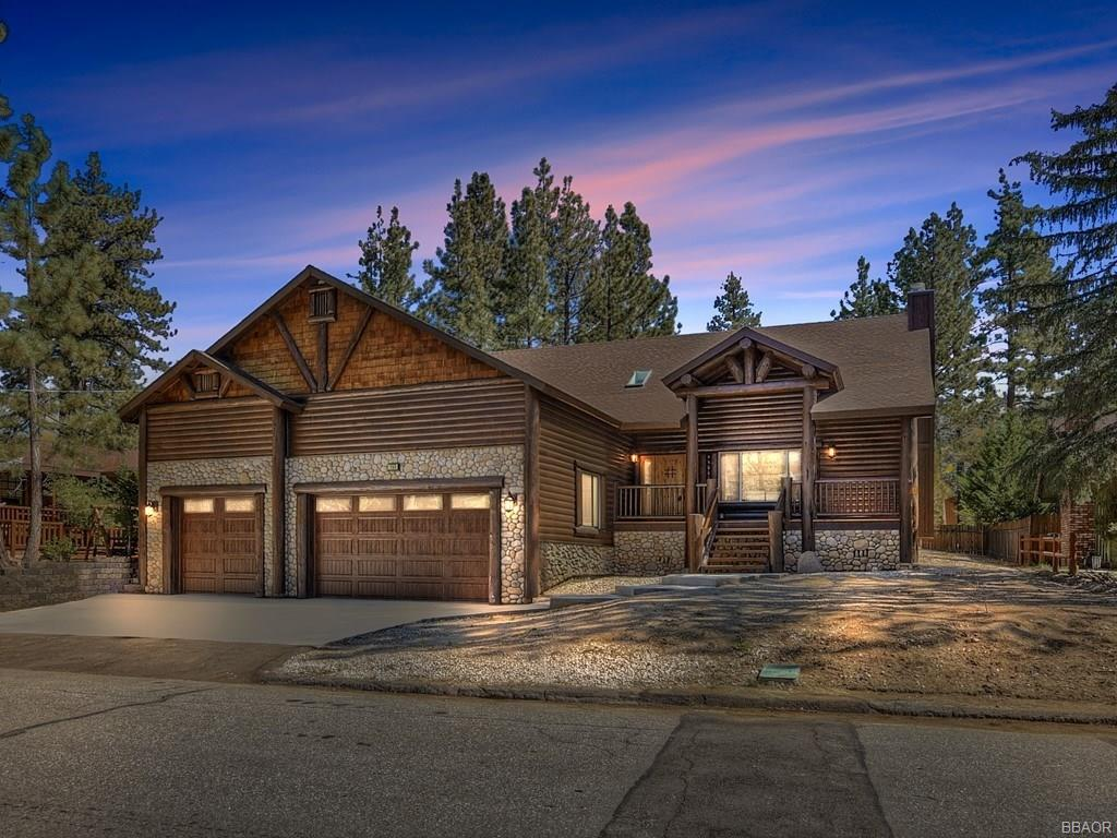 153 Crystal Lake, Big Bear Lake, CA 92315 - Big Bear Lake, CA real estate listing