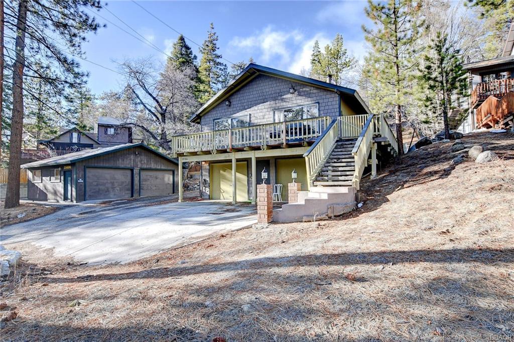 39306 Cedar Dell Road, Fawnskin, CA 92333 - Fawnskin, CA real estate listing