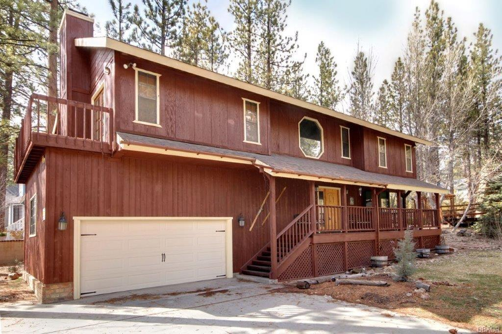 1201 Redwood Drive, Big Bear City, CA 92314 - Big Bear City, CA real estate listing
