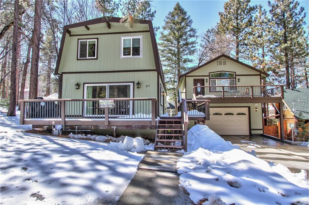 856 Oriole Drive, Big Bear Lake, CA 92315 - Big Bear Lake, CA real estate listing