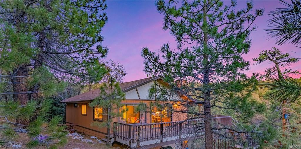 1250 Fawnskin Drive Property Photo - Fawnskin, CA real estate listing