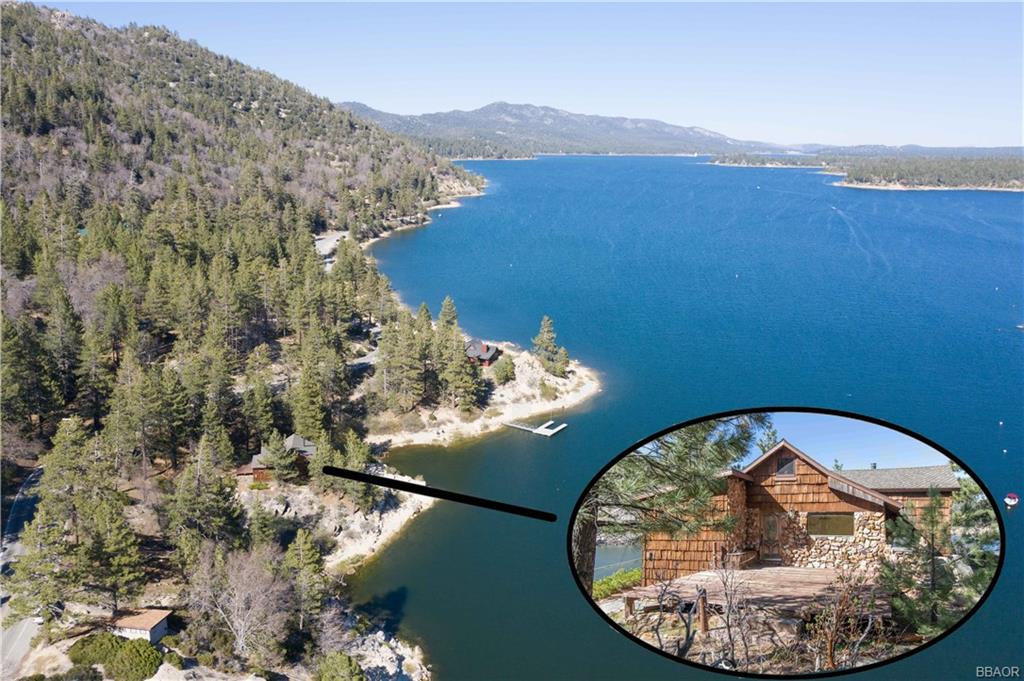 203 Big Bear Trail Property Photo - Fawnskin, CA real estate listing