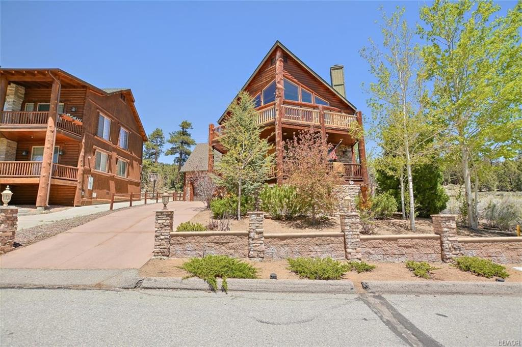 42539 Bear Loop Property Photo - Big Bear City, CA real estate listing