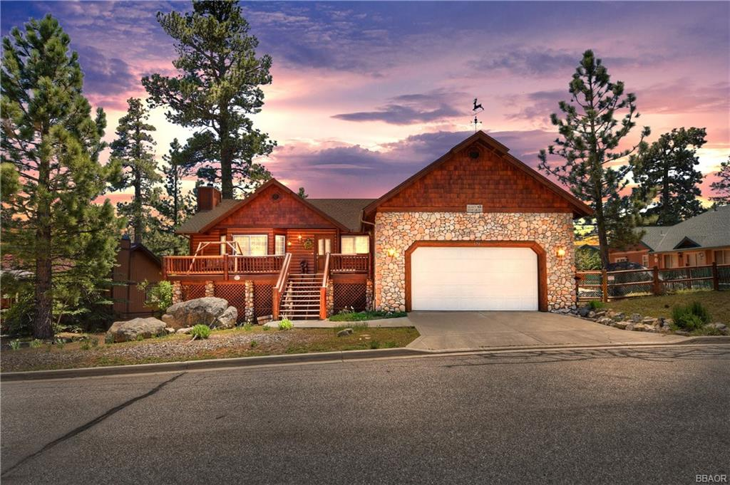 176 Teakwood Drive, Big Bear Lake, CA 92315 - Big Bear Lake, CA real estate listing