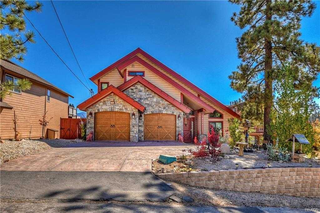 39333 Lodge Road Property Photo - Fawnskin, CA real estate listing