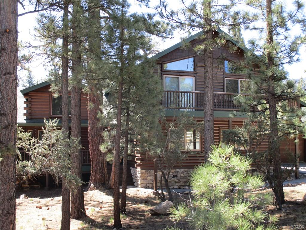 1010 Heritage Trail Property Photo - Big Bear City, CA real estate listing