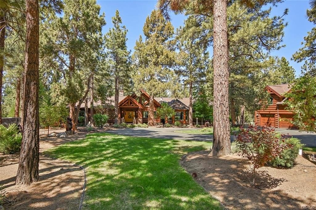 1036 Heritage Trail Property Photo - Big Bear City, CA real estate listing