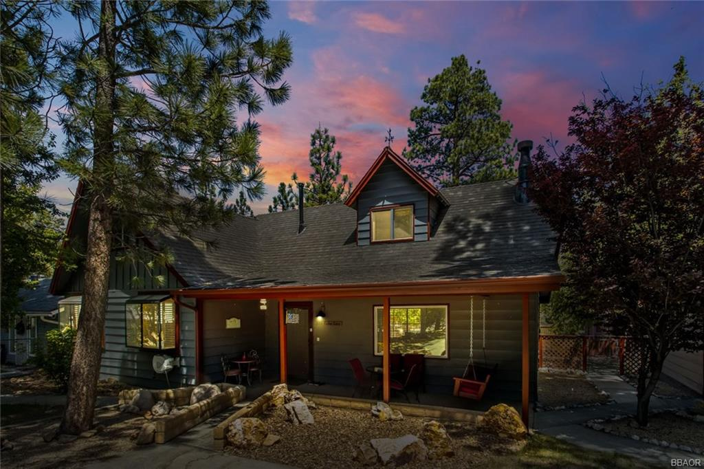 555 Cedar Lane, Sugarloaf, CA 92386 - Sugarloaf, CA real estate listing