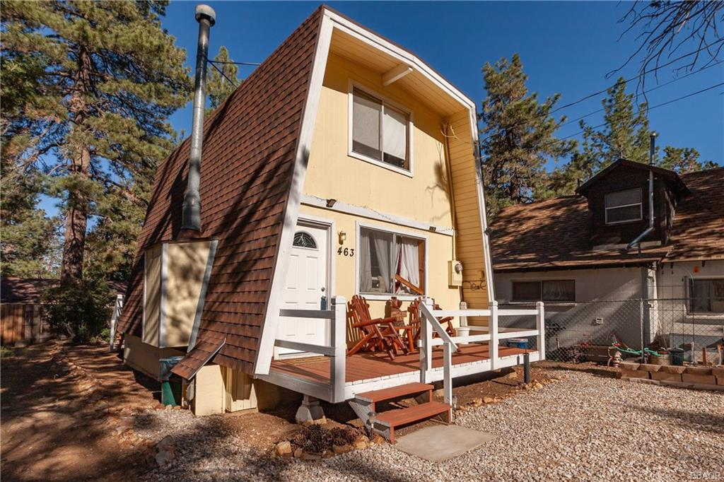 463 Moreno Lane Property Photo - Sugarloaf, CA real estate listing