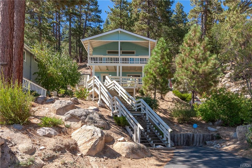 38634 N Shore Drive Property Photo - Fawnskin, CA real estate listing