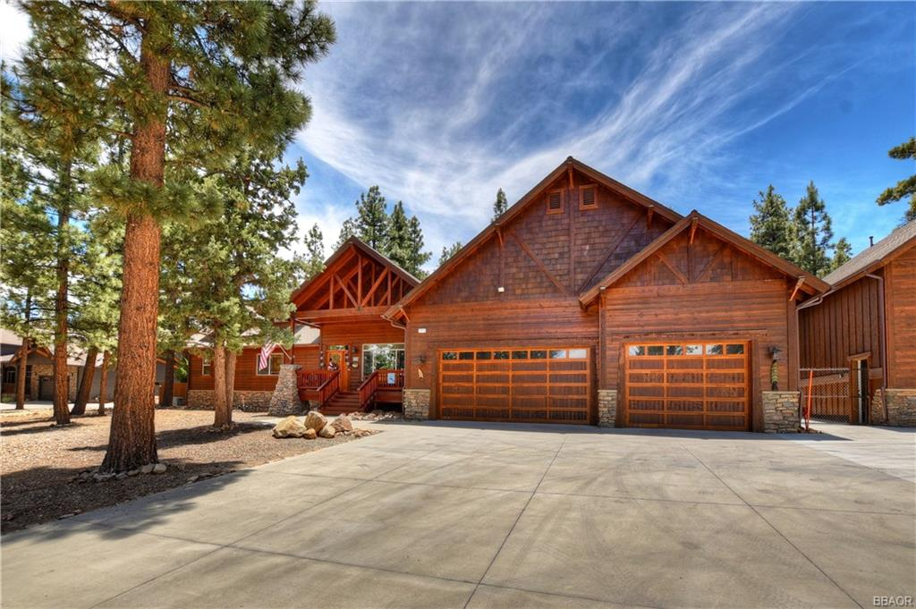 1946 Shady Lane Property Photo - Big Bear City, CA real estate listing