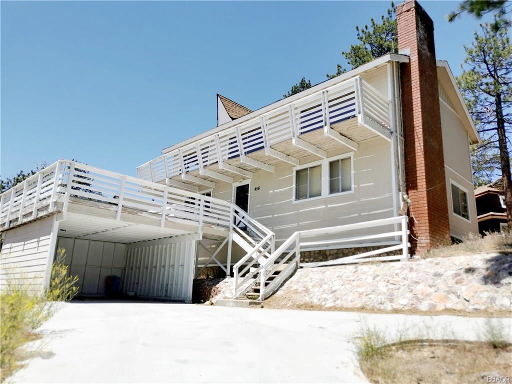 456 Cienega Road Property Photo - Big Bear Lake, CA real estate listing