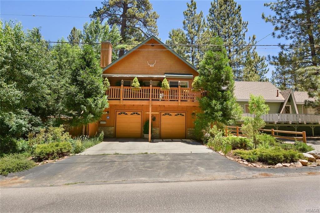 625 Thrush Avenue Property Photo - Big Bear Lake, CA real estate listing