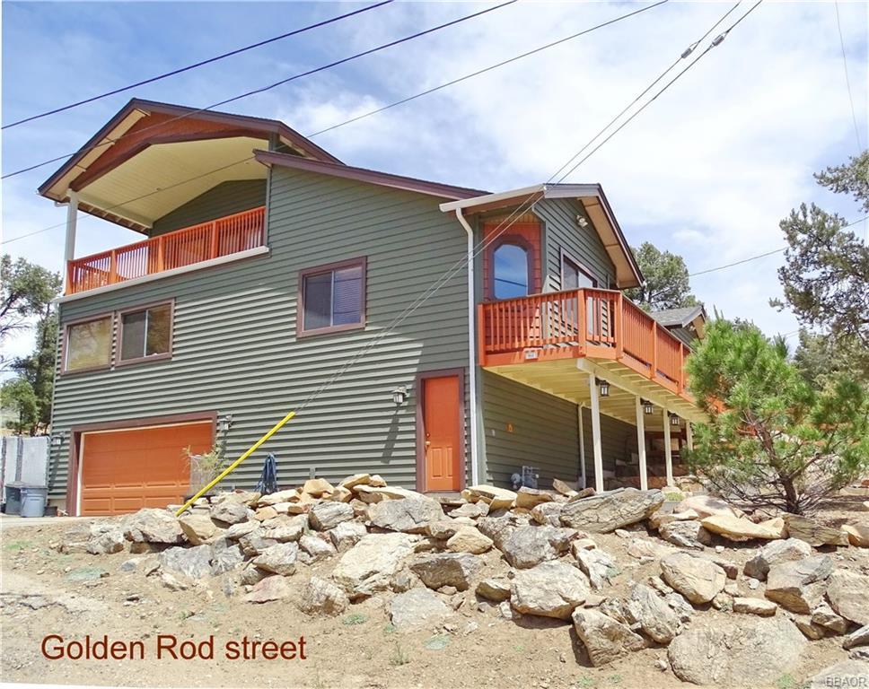 1841 Golden Rod Property Photo - Big Bear City, CA real estate listing