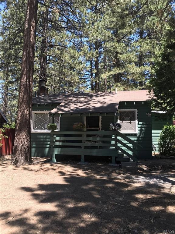 447 Chickadee Drive Property Photo - Big Bear Lake, CA real estate listing