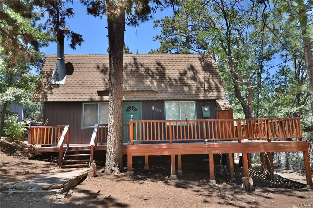 804 Victoria Lane Property Photo - Sugarloaf, CA real estate listing