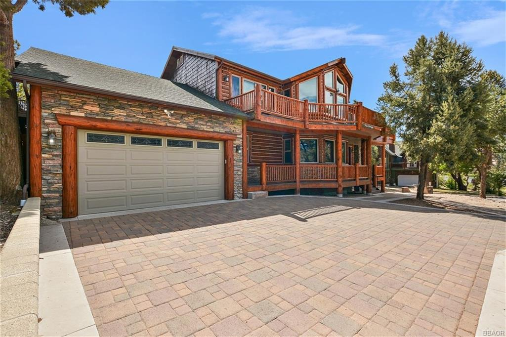 42573 Bear Loop Property Photo - Big Bear City, CA real estate listing