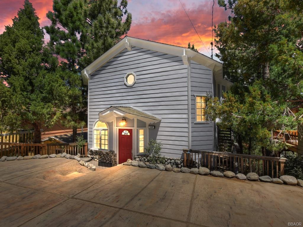 169 Imperial Property Photo - Sugarloaf, CA real estate listing