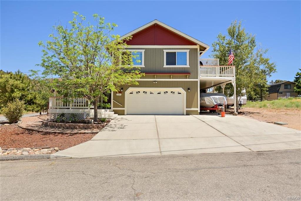912 Wilderness Drive Property Photo - Big Bear City, CA real estate listing