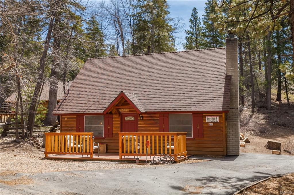 43151 Plymouth Road Property Photo - Big Bear Lake, CA real estate listing
