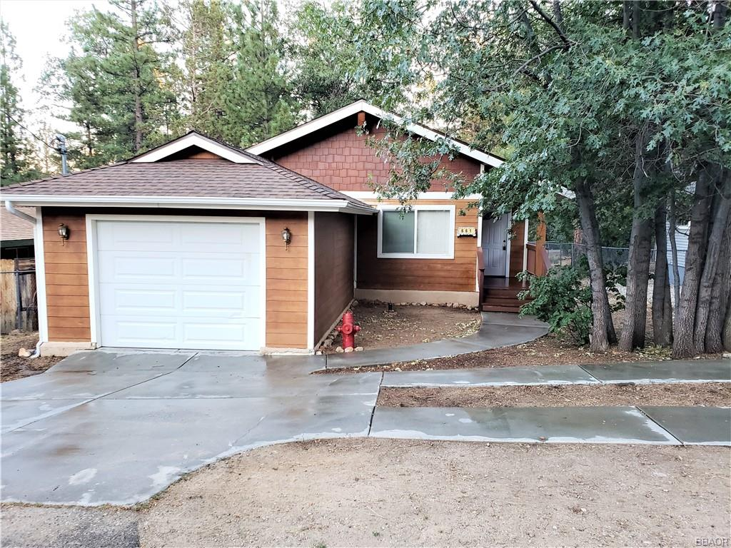 661 Moreno Lane Property Photo - Sugarloaf, CA real estate listing