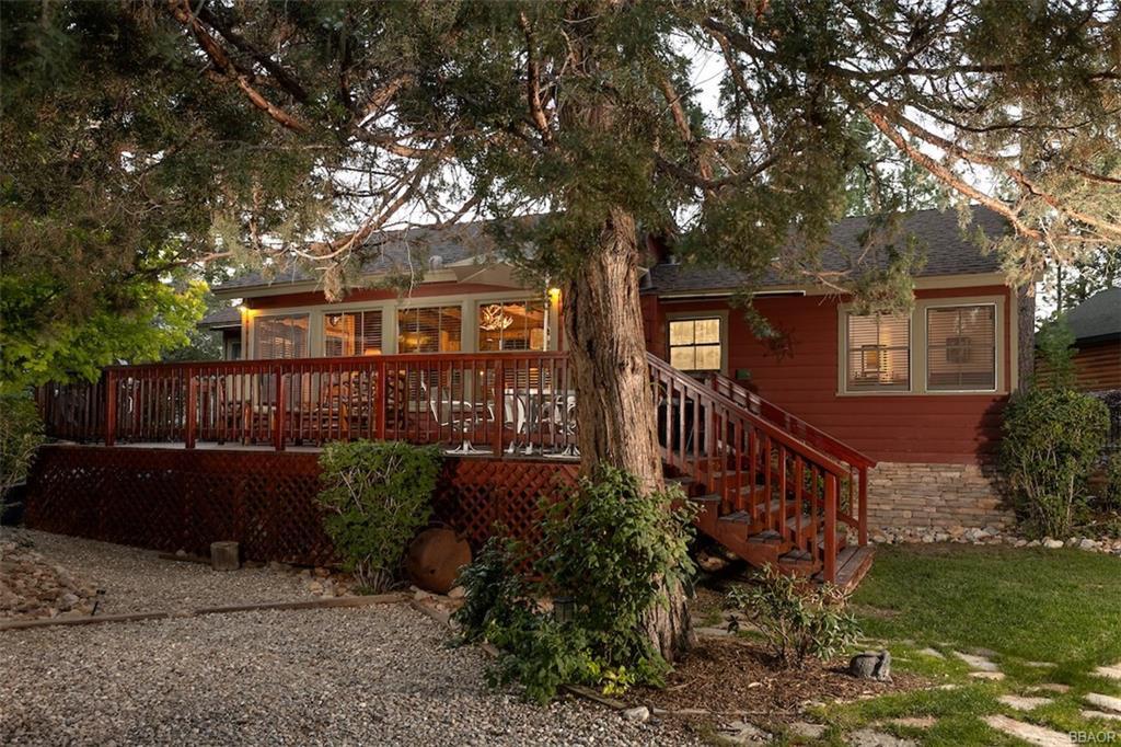 399 Gibralter Road Property Photo - Big Bear Lake, CA real estate listing