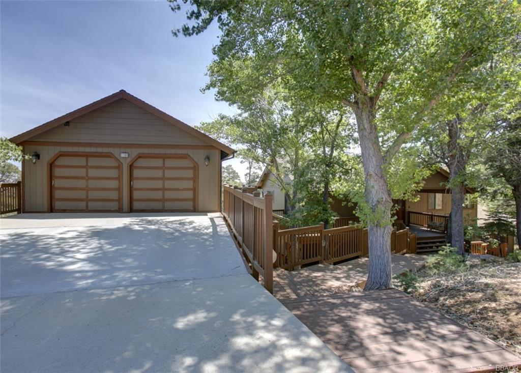 1188 Alameda Court Property Photo - Big Bear City, CA real estate listing