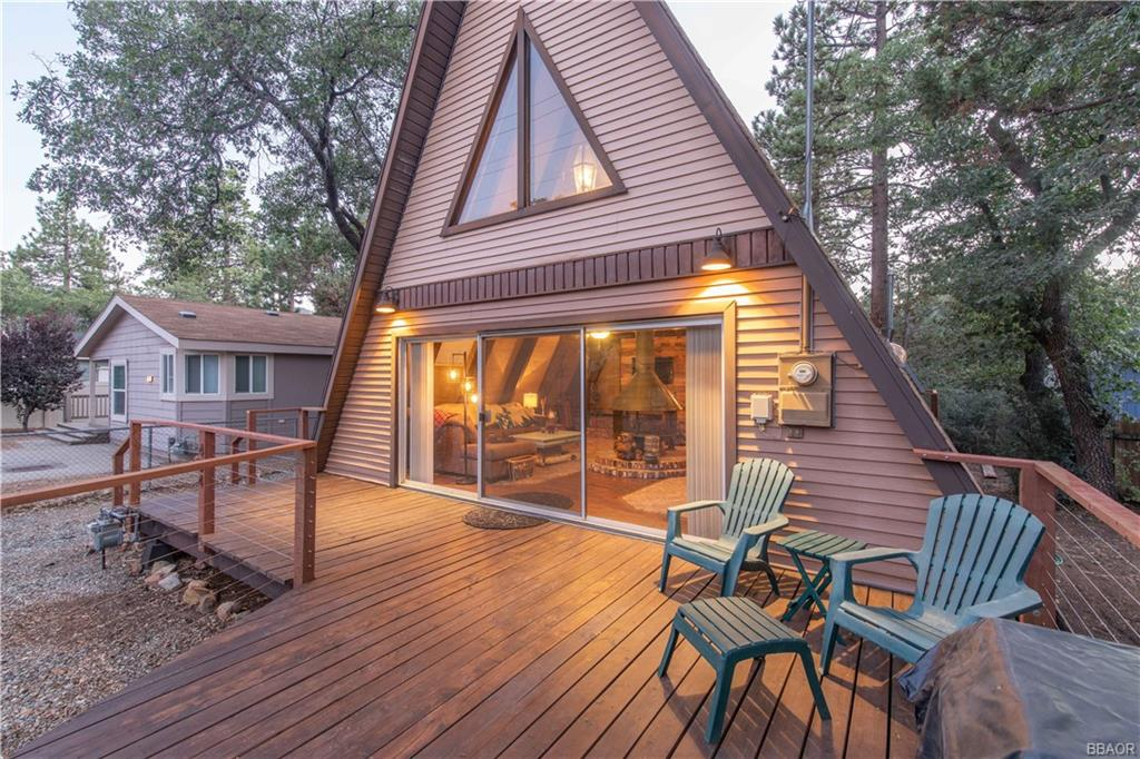 454 Sunset Lane Property Photo - Sugarloaf, CA real estate listing