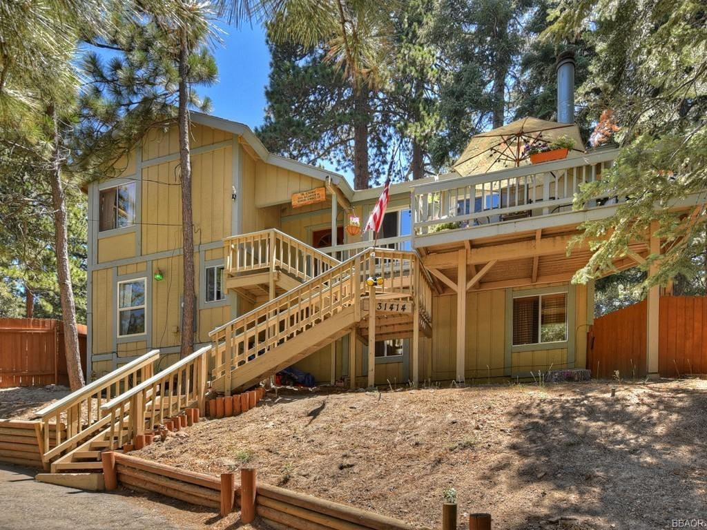 31414 Ocean View Drive Property Photo - Running Springs, CA real estate listing