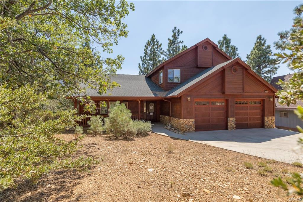 43897 Wolf Property Photo - Big Bear Lake, CA real estate listing