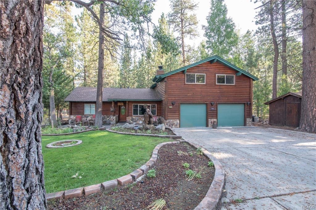 42164 Switzerland Drive Property Photo - Big Bear Lake, CA real estate listing