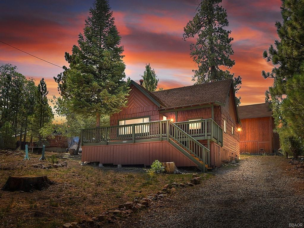 40085 Highland Road Property Photo - Big Bear Lake, CA real estate listing