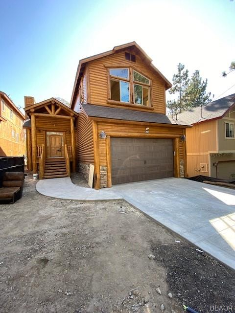 42751 Cougar Road Property Photo - Big Bear Lake, CA real estate listing