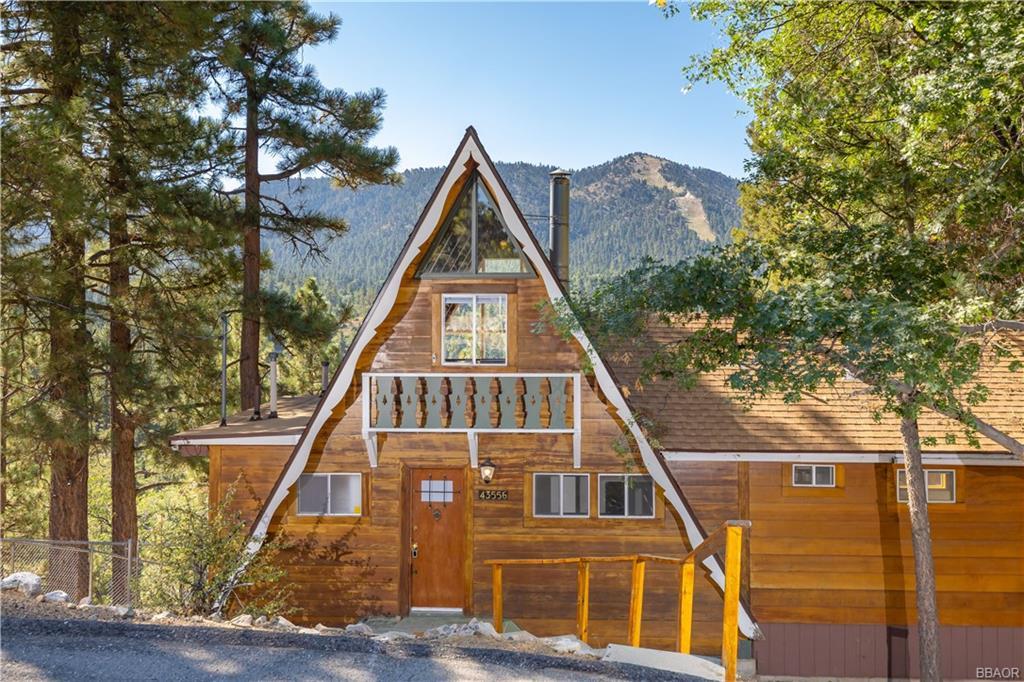 43556 Sheephorn Property Photo - Big Bear Lake, CA real estate listing