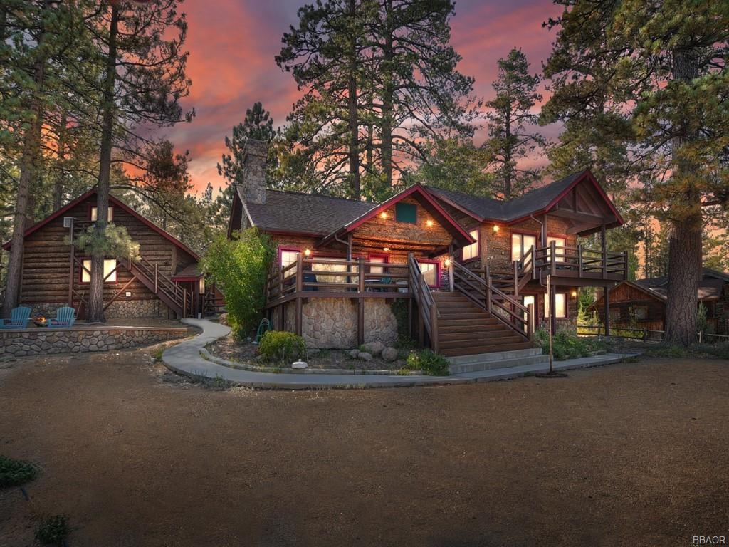 186 Round Drive Property Photo - Big Bear Lake, CA real estate listing