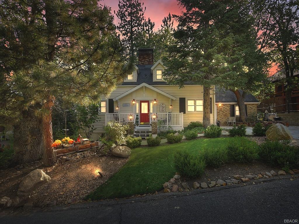 845 Jeffries Property Photo - Big Bear Lake, CA real estate listing