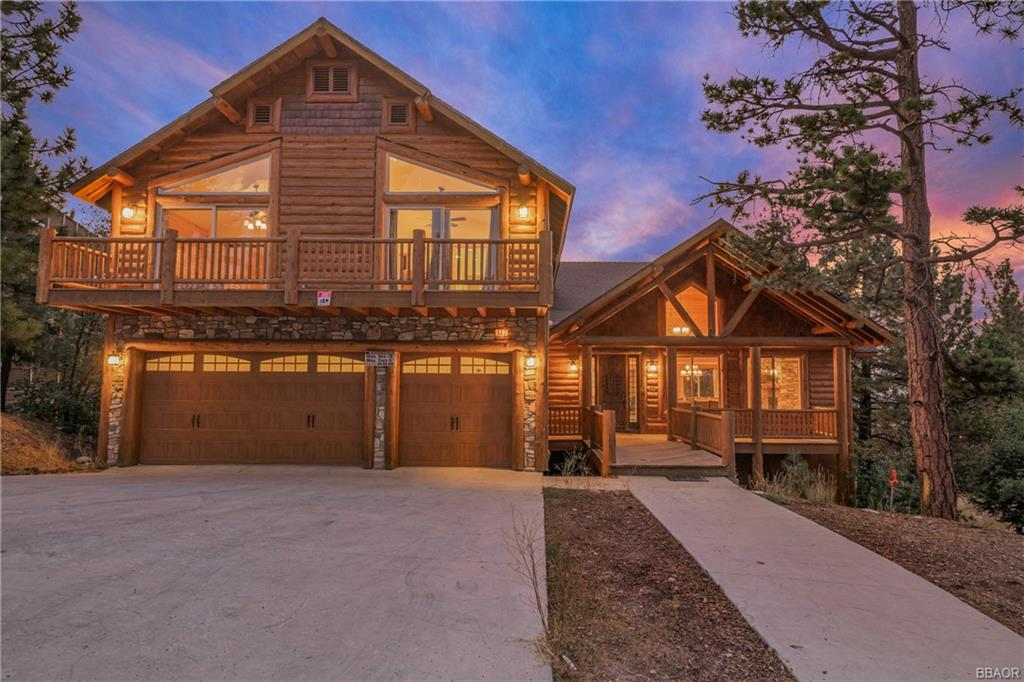 882 Sky High Drive Property Photo - Big Bear Lake, CA real estate listing