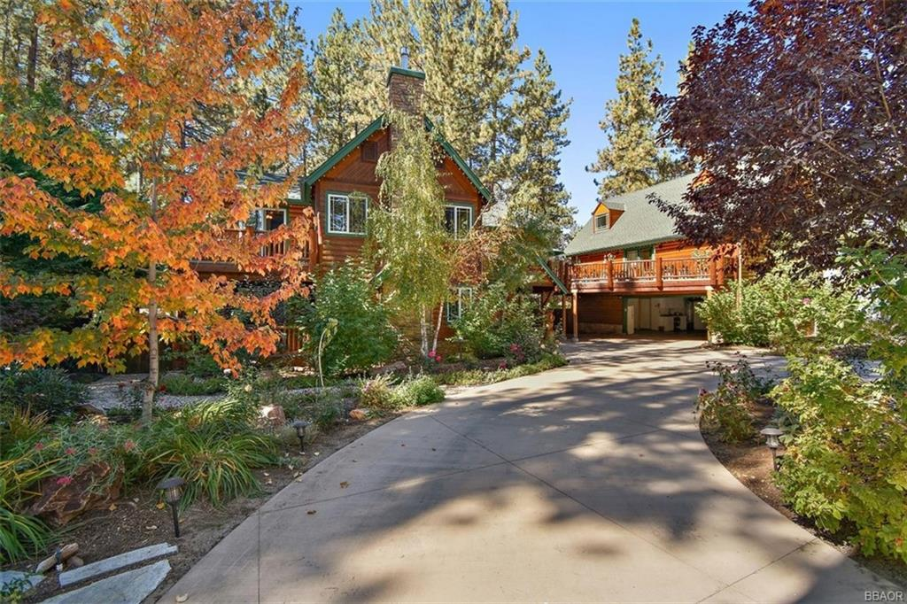 940 Canyon Road Property Photo - Fawnskin, CA real estate listing