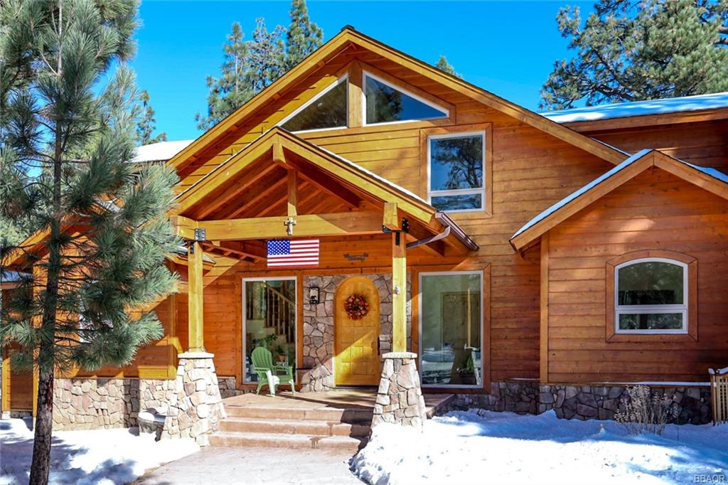 1680 Shenandoah Way Property Photo - Big Bear City, CA real estate listing