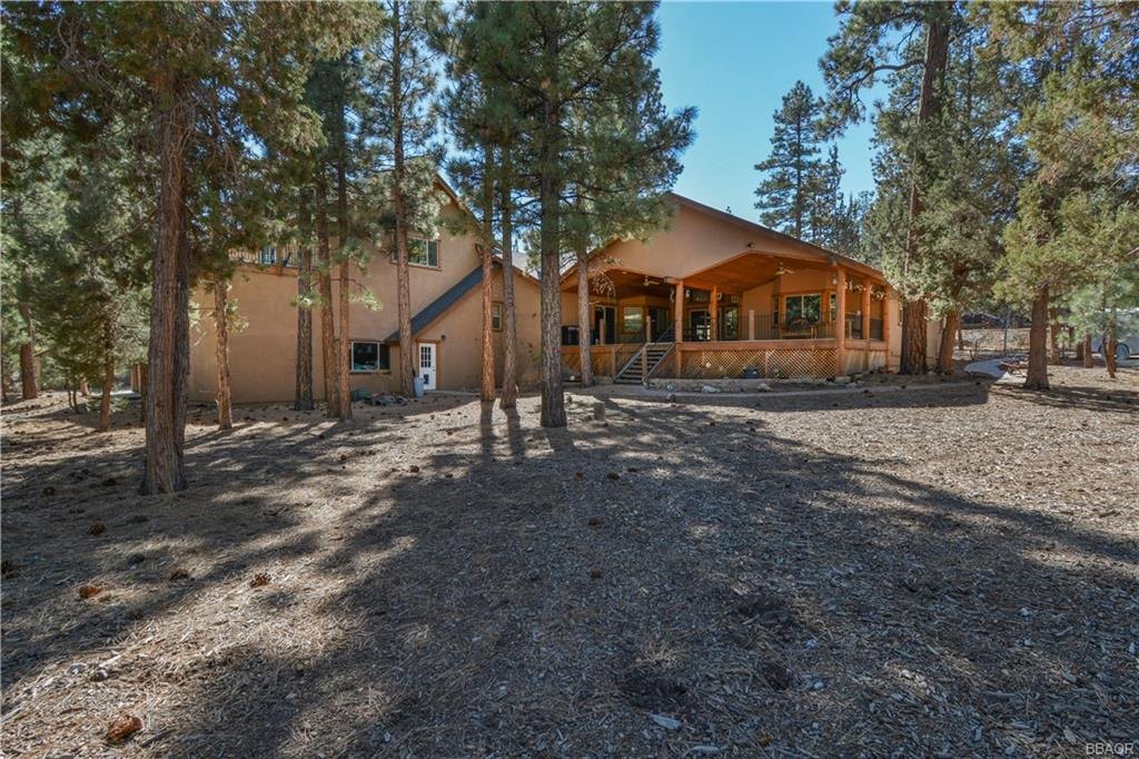 1540 Alderwood Court Property Photo - Big Bear City, CA real estate listing