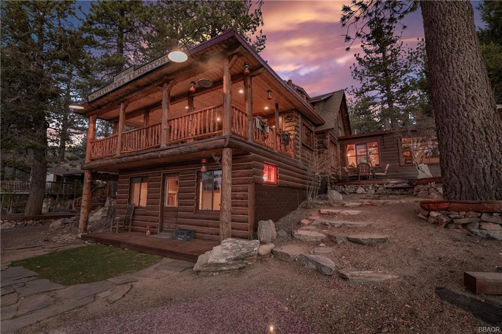 43133 Sheephorn Road Property Photo - Big Bear Lake, CA real estate listing