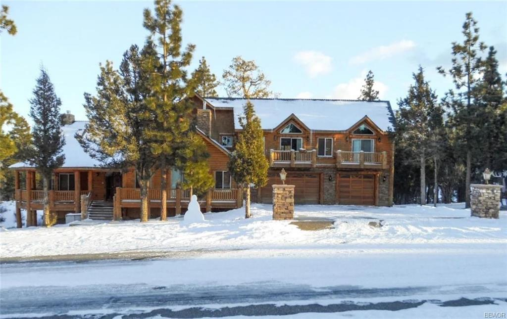 1064 Heritage Trail Property Photo - Big Bear City, CA real estate listing