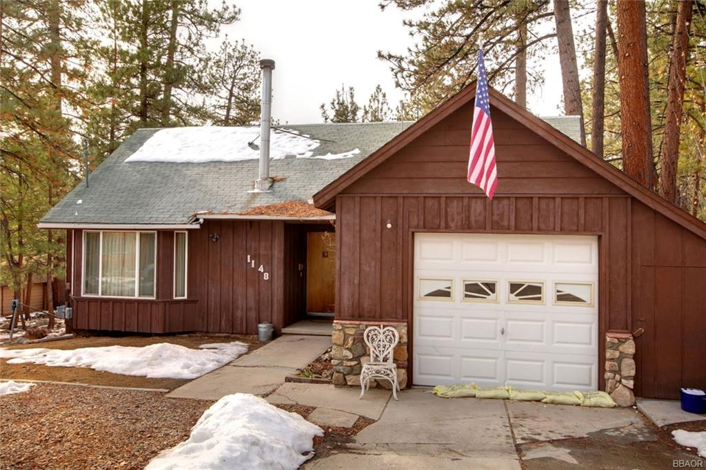 1148 BrookeSide Property Photo - Fawnskin, CA real estate listing
