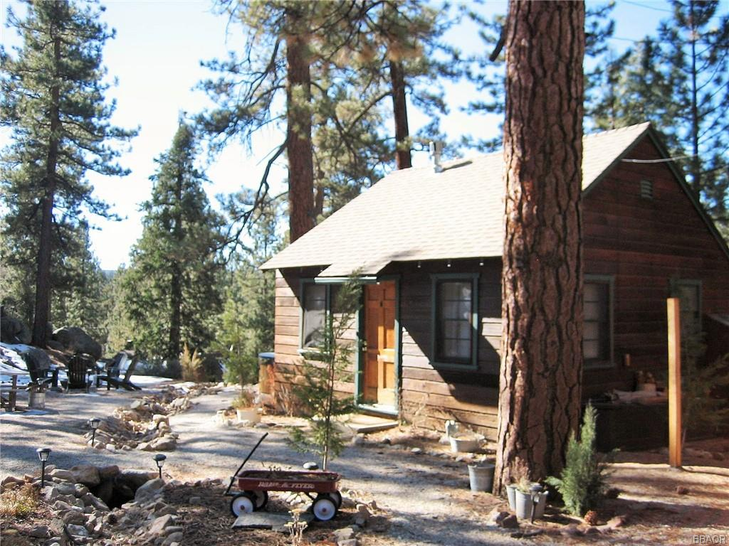 39319 Cedar Dell Road Property Photo - Fawnskin, CA real estate listing