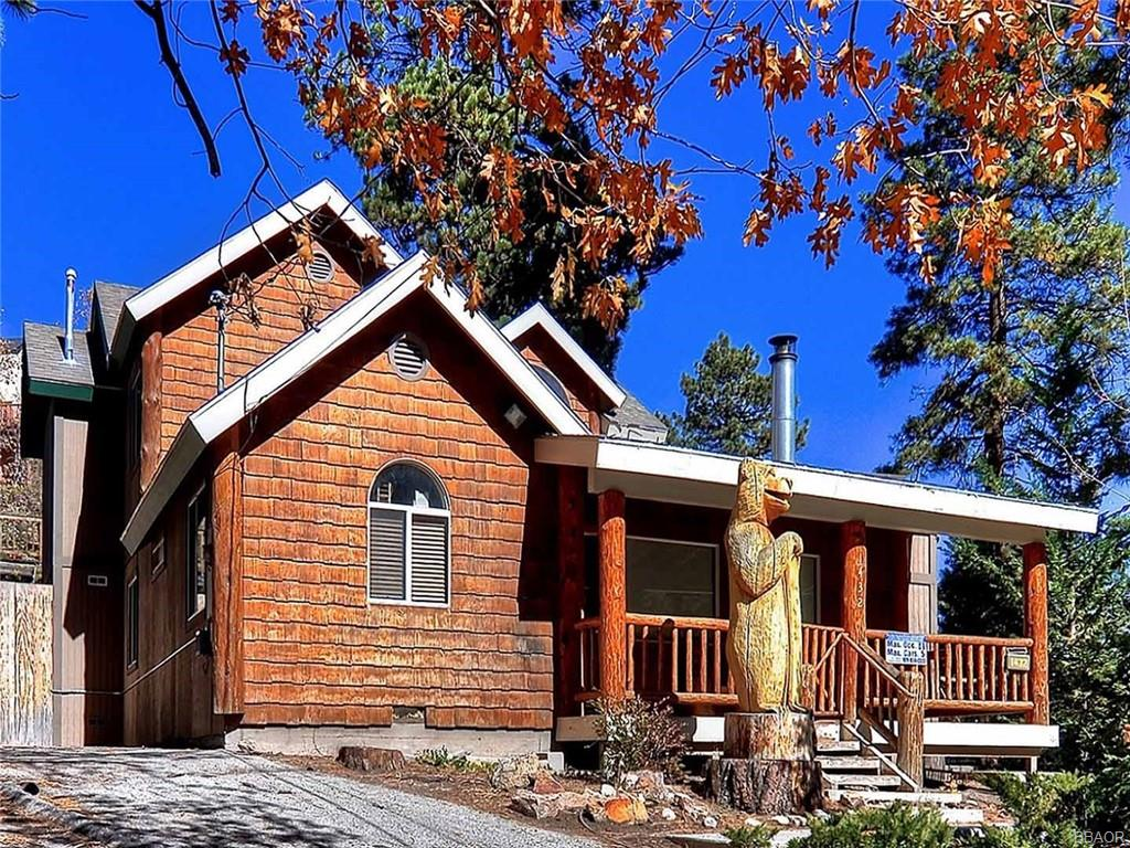 1432 Club View Drive Property Photo - Big Bear Lake, CA real estate listing