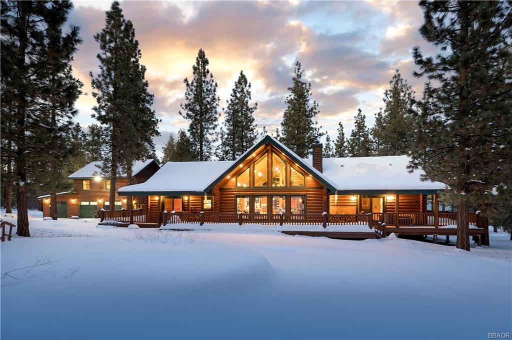 900 Wilderness Drive Property Photo - Big Bear City, CA real estate listing