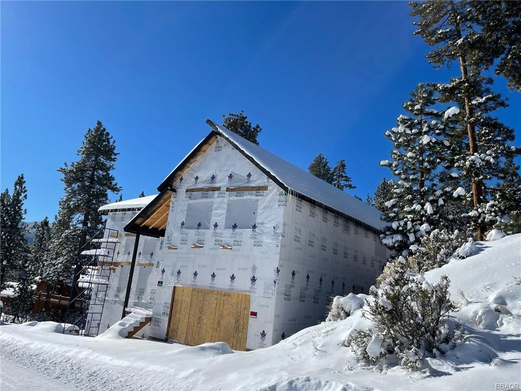 42785 Timberline Trail Property Photo - Big Bear City, CA real estate listing