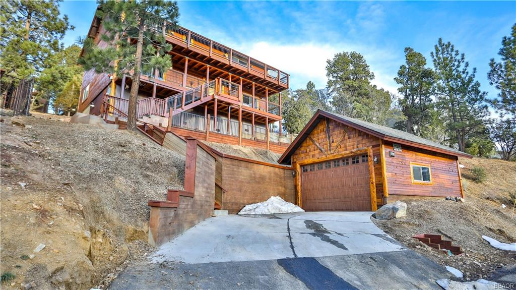 43451 Sheephorn Road Property Photo - Big Bear Lake, CA real estate listing
