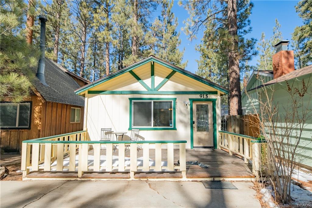 915 W Rainbow Boulevard Property Photo