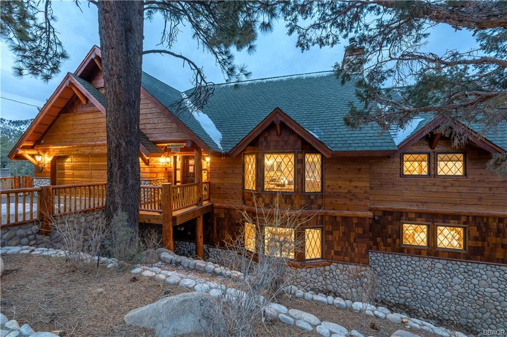 43490 Sheephorn Road Property Photo - Big Bear Lake, CA real estate listing